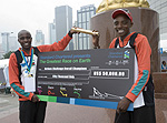 Kenyan Steven Kamar has led his team Kericho to overall victory in the Standard Chartered's 'Greatest Race on Earth' - Source: www.thegreatestrace.com