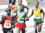 Kenya Paul Kirui leads the way - Source: IAAF